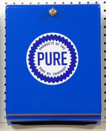 PURE PAPER TOWEL DISPENSER