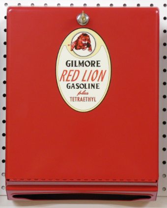 GILMORE RED LION  PAPER TOWEL DISPENSER