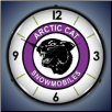 ARTIC CAT  BACKLIT LIGHTED CLOCK