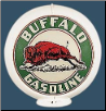 BUFFALO  GASOLINE  GAS PUMP GLOBE - NEW FULL SIZE REPRODUCTION