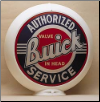 BUICK GAS PUMP GLOBE - NEW FULL SIZE REPRODUCTION