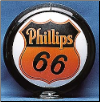 PHILLIPS 66 GAS PUMP GLOBE - NEW FULL SIZE REPRODUCTION