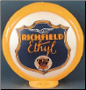 RICHFIELD ETHYL GAS PUMP GLOBE - NEW FULL SIZE REPRODUCTION