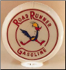 ROAD RUNNER GASOLINE GAS PUMP GLOBE - NEW FULL SIZE REPRODUCTION