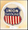 UNION GASOLINE GAS PUMP GLOBE - NEW FULL SIZE REPRODUCTION