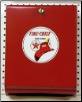 TEXACO FIRE CHIEF PAPER TOWEL DISPENSER