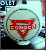 CONOCO  GAS PUMP GLOBE - NEW FULL SIZE REPRODUCTION