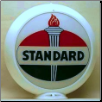 STANDARD GAS PUMP GLOBE - NEW FULL SIZE REPRODUCTION